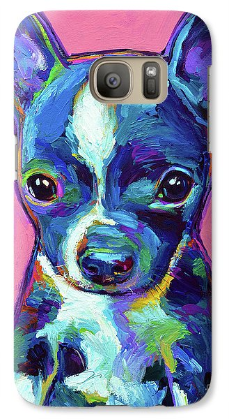 Galaxy Case featuring the painting Ripley by Robert Phelps
