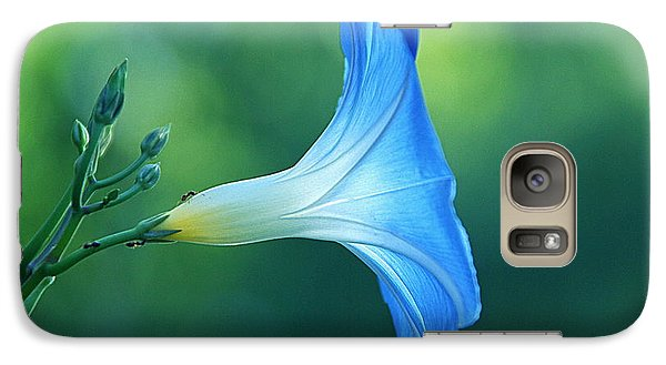 Galaxy Case featuring the photograph Rise And Shine by Byron Varvarigos