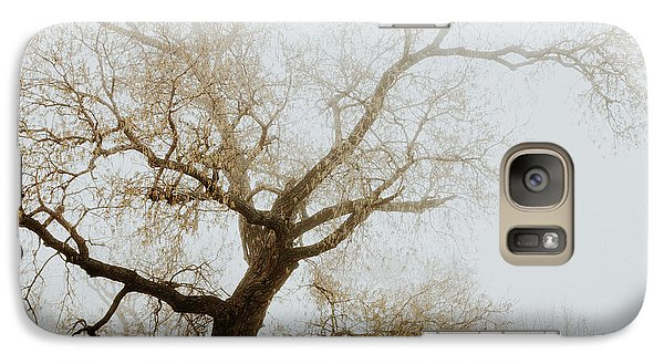 Galaxy Case featuring the photograph Rising by Iris Greenwell