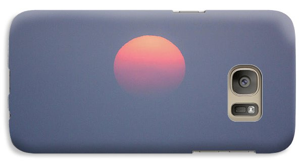 Galaxy Case featuring the photograph Rising Sun by Davorin Mance