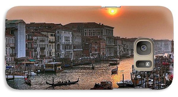Riva Del Ferro. Venezia Galaxy S7 Case