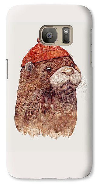 River Otter Galaxy S7 Case
