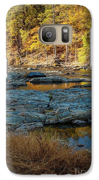 Galaxy Case featuring the photograph Riverside by Iris Greenwell