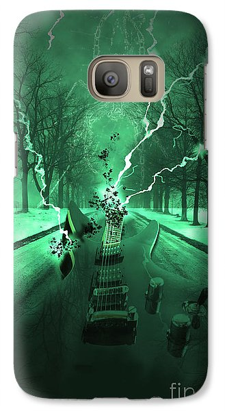 Road Trip Effects  Galaxy S7 Case by Cathy  Beharriell