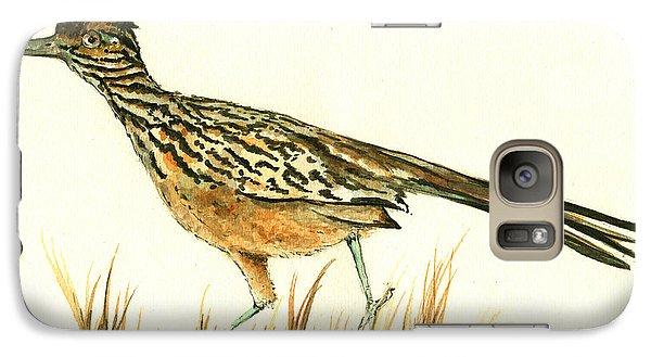 Roadrunner Bird Galaxy S7 Case