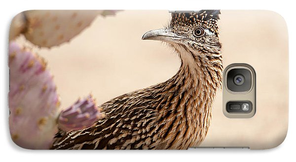 Galaxy Case featuring the photograph Roadrunner by Dan McManus