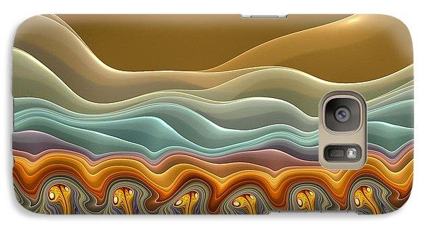 Roadrunner Races Galaxy S7 Case by Amorina Ashton
