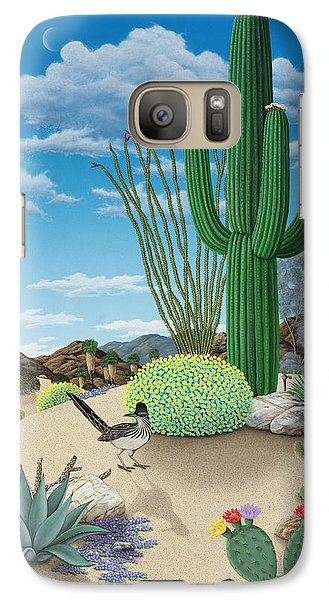Roadrunner Galaxy S7 Case
