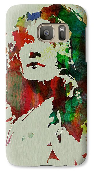 Robert Plant Galaxy S7 Case