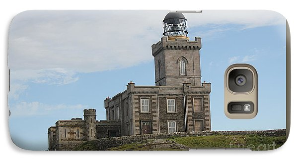 Galaxy Case featuring the photograph Robert Stevenson Lighthouse by David Grant