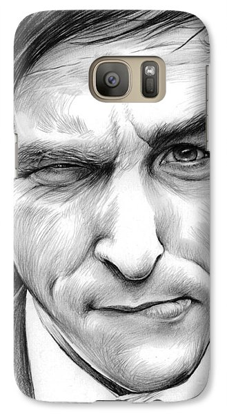 Robin Galaxy S7 Case - Robin Lord Taylor II by Greg Joens