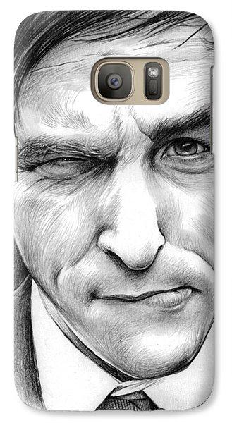 Penguin Galaxy S7 Case - Robin Lord Taylor II by Greg Joens