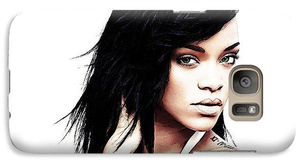 Robyn Rihanna Fenty Galaxy S7 Case