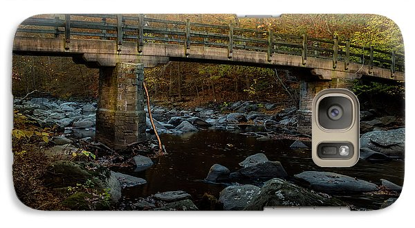 Rock Creek Park Bridge Galaxy S7 Case