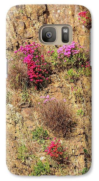 Rock Cutting 1 Galaxy S7 Case