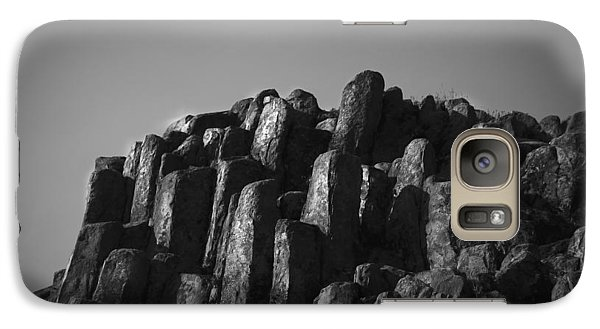 Monument To Glacier Galaxy S7 Case by Yulia Kazansky