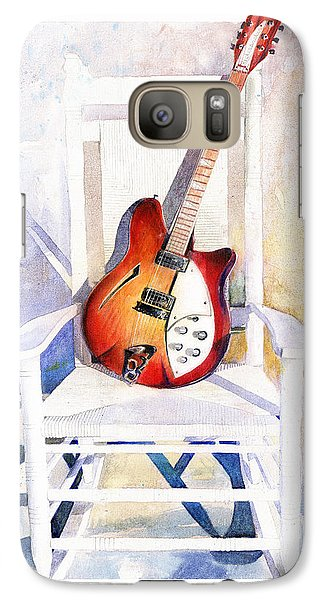Rock On Galaxy S7 Case by Andrew King