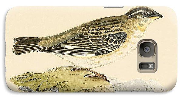 Rock Sparrow Galaxy S7 Case