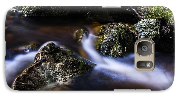 Rocks In A Stream Galaxy S7 Case