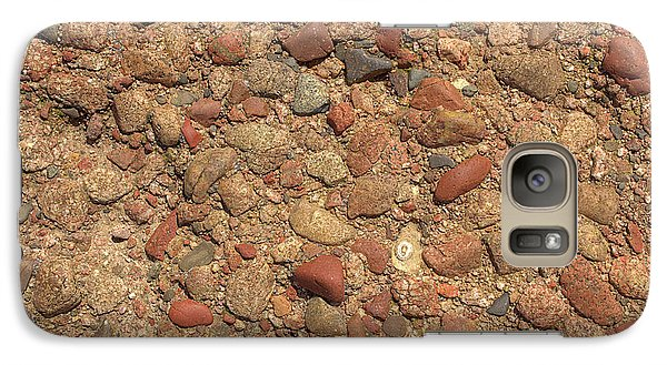 Galaxy Case featuring the photograph Rocky Beach 4 by Nicola Nobile