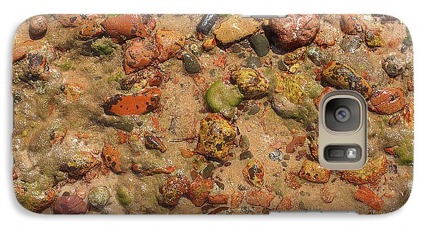 Galaxy Case featuring the photograph Rocky Beach 5 by Nicola Nobile