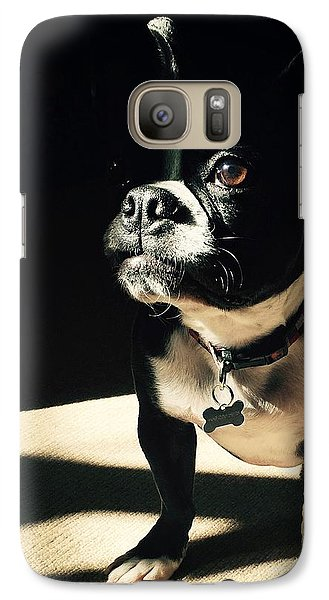 Galaxy Case featuring the photograph Rocky by Sharon Jones