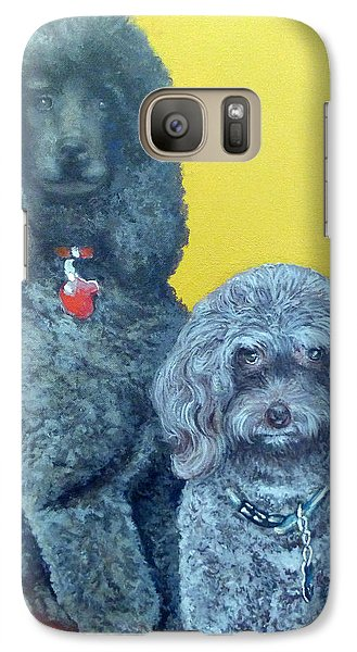 Roger And Bella Galaxy S7 Case by Tom Roderick