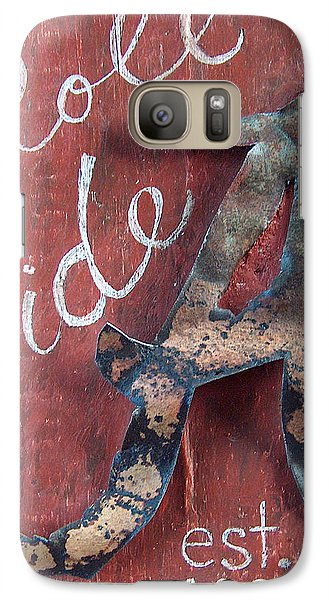 Roll Tide Galaxy S7 Case