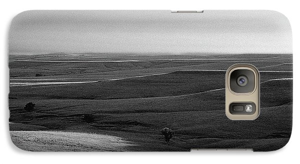 Galaxy Case featuring the photograph Rolling Hills by Thomas Bomstad