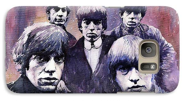Rolling Stone Magazine Galaxy S7 Case - Rolling Stones  by Yuriy Shevchuk