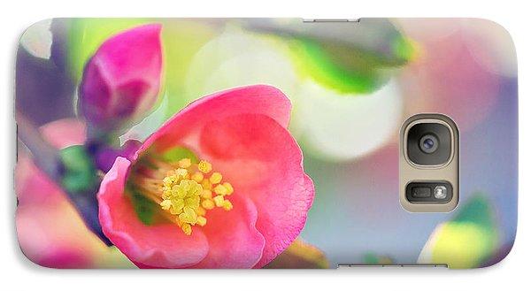 Romancing Spring I Galaxy S7 Case