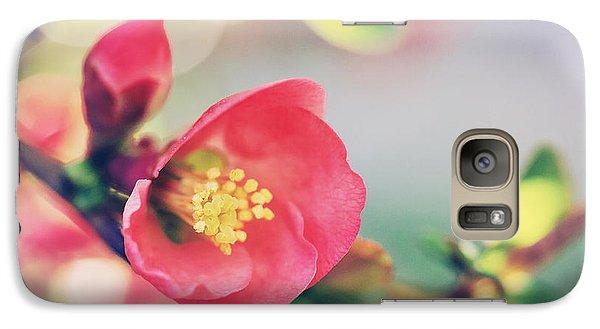 Romancing Spring II Galaxy S7 Case