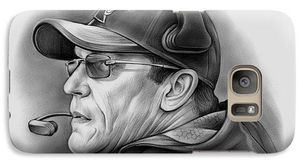 Ron Rivera Galaxy S7 Case by Greg Joens