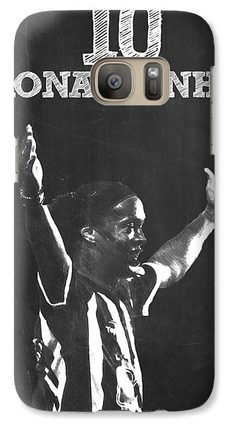 Ronaldinho Galaxy S7 Case