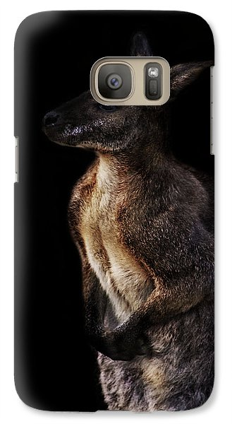 Roo Galaxy S7 Case by Martin Newman