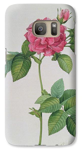 Rosa Turbinata Galaxy S7 Case