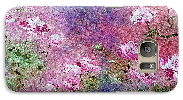 Rose Garden Galaxy S7 Case