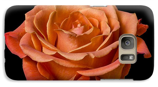 Galaxy Case featuring the photograph Rose by Jim Hughes