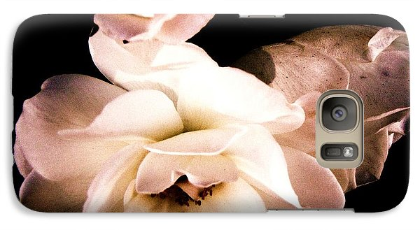 Galaxy Case featuring the photograph Rose by Vanessa Palomino