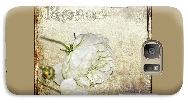 Galaxy Case featuring the photograph Roses by Carolyn Marshall