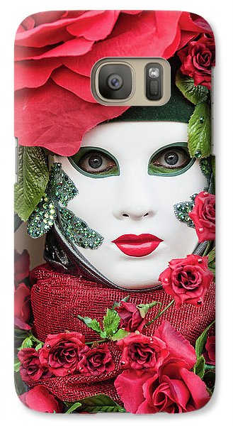 Galaxy Case featuring the photograph Roses II by Stefan Nielsen