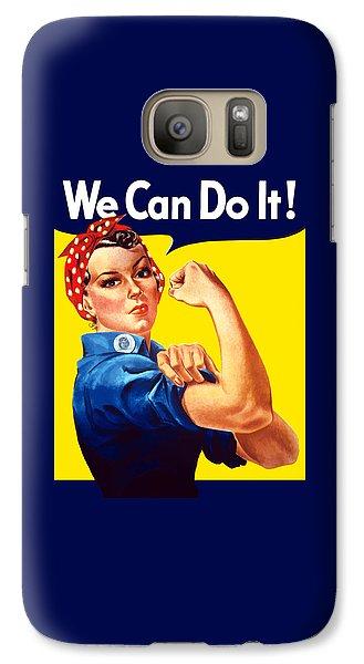 Rosie The Rivetor Galaxy S7 Case