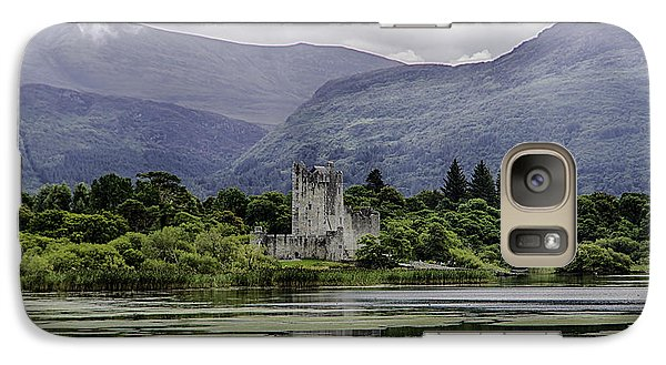 Galaxy Case featuring the photograph Ross Castle by R Thomas Berner