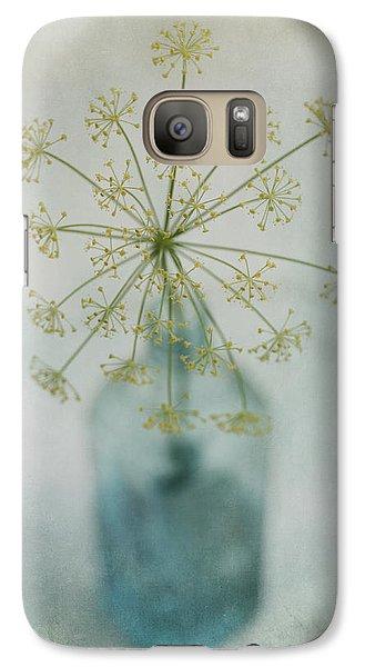 Round Dance Galaxy S7 Case by Priska Wettstein