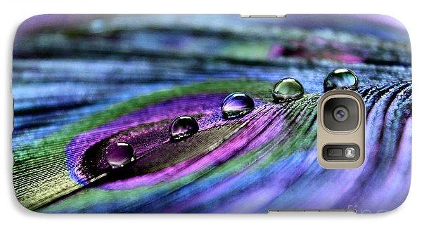 Peacock Galaxy S7 Case - Soul Reflections by Krissy Katsimbras