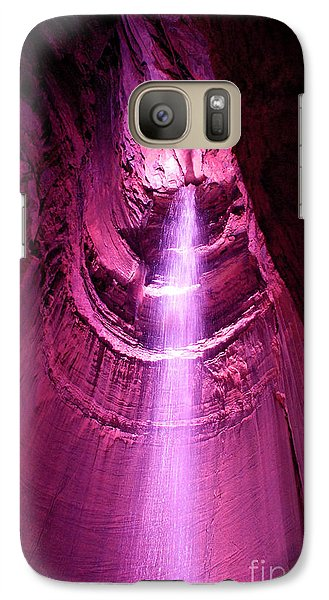 Ruby Falls Waterfall 5 Galaxy S7 Case
