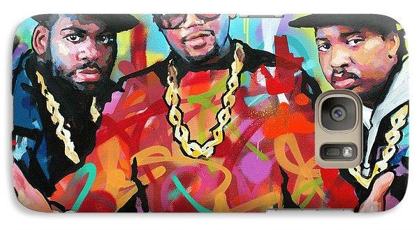 Jay Z Galaxy S7 Case - Run Dmc by Richard Day