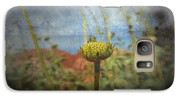 Galaxy Case featuring the photograph Runt  by Mark Ross