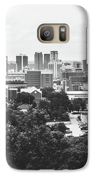 Galaxy Case featuring the photograph Rural Scenes In The Magic City by Shelby Young