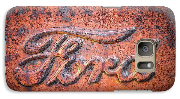 Rust Never Sleeps - Ford Galaxy S7 Case